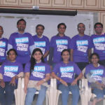 The Purple Day India Team