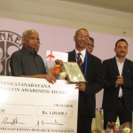 Award for all – India outstanding work in epilepsy awareness