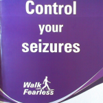 Guide with seizure diary for epilepsy patients will be distributed to all patients through doctors.