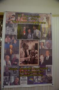 Dr. John Freeman poster